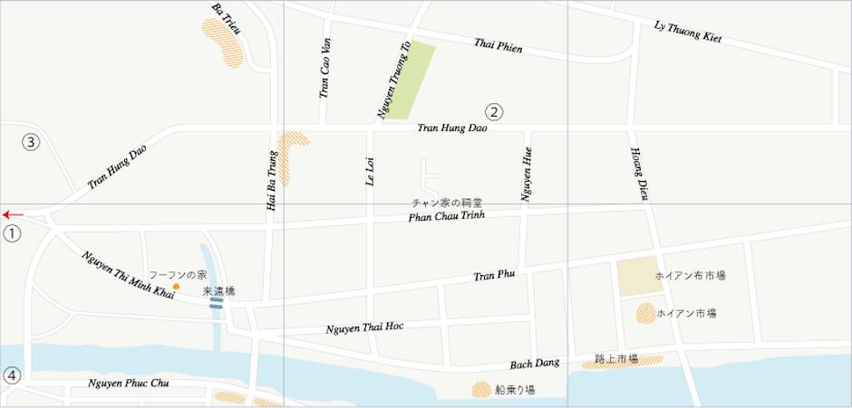 ベトナム・ホイアン ベトナム・フォトウェディング