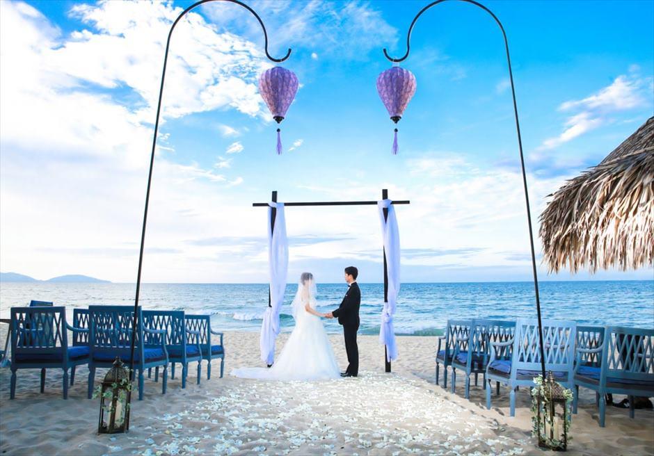 ソル・アンバン ソル・アンバン挙式 ベトナムウェディング ダナン結婚式