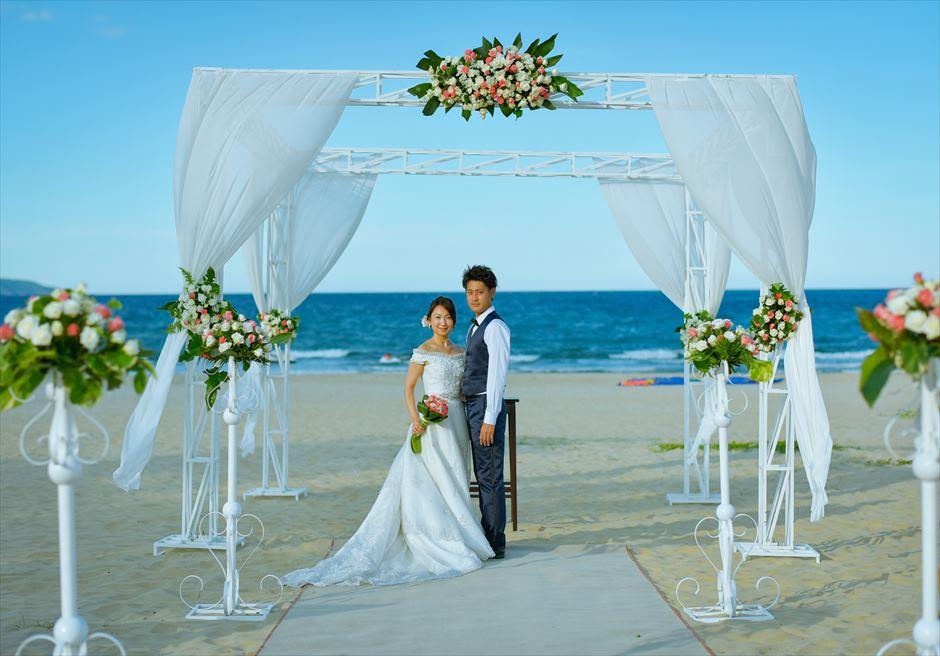 フラマ・リゾート挙式 ダナン結婚式 ベトナム挙式