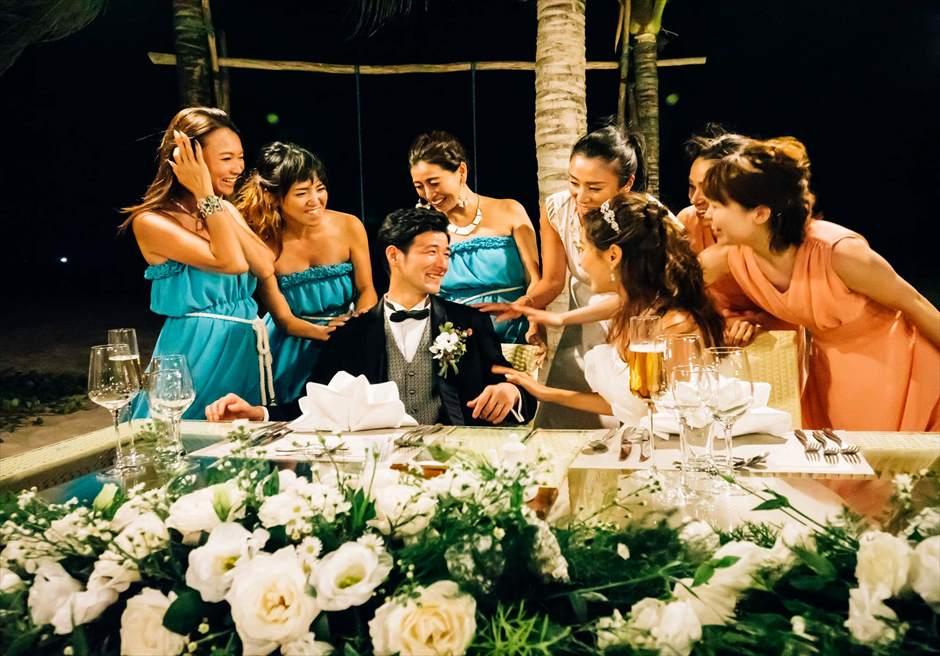 グランヴィリオ・ウェディングパーティー ベトナム・ウェディングパーティー ダナン結婚式