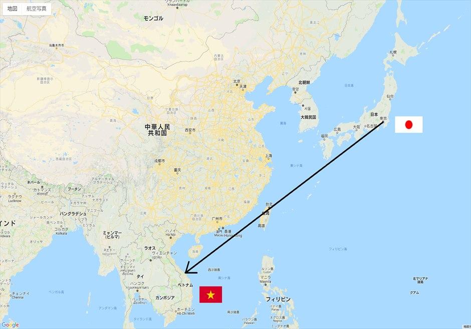 ベトナム地図,ダナン地図,ベトナム・マップ,ダナン・マップ