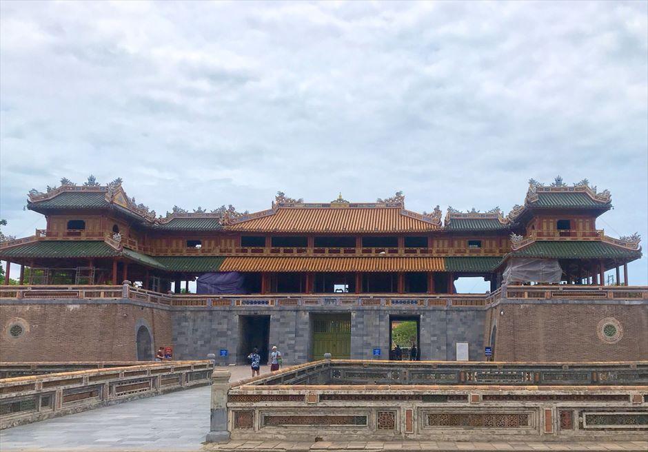 フエ王宮 世界遺産 ベトナム・フエ