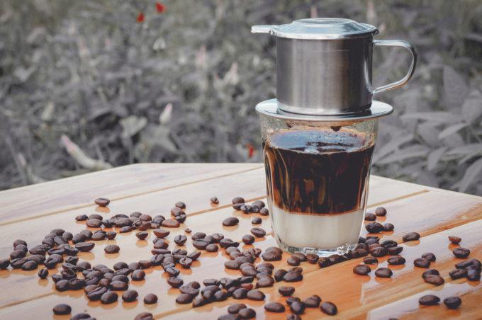 ベトナムコーヒー 練乳コーヒー