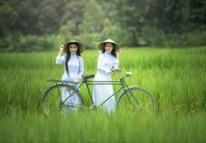ベトナム アオザイ ベトナム民族衣装