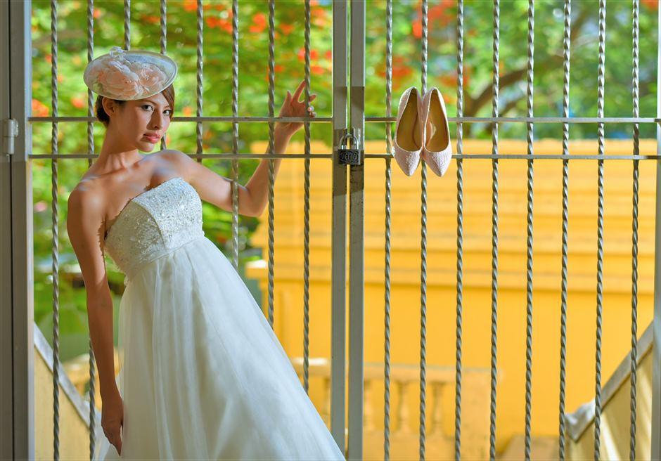 ダナン・チャム博物館 ベトナム・フォトウェディング ダナン・ウェディングフォト ダナン・前撮り