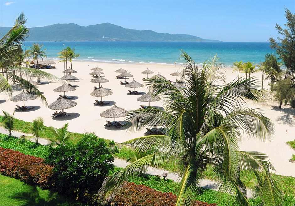 フラマ・リゾート・ダナン ダナン・ビーチ ダナン・プライベートビーチ ベトナム・ビーチウェディング