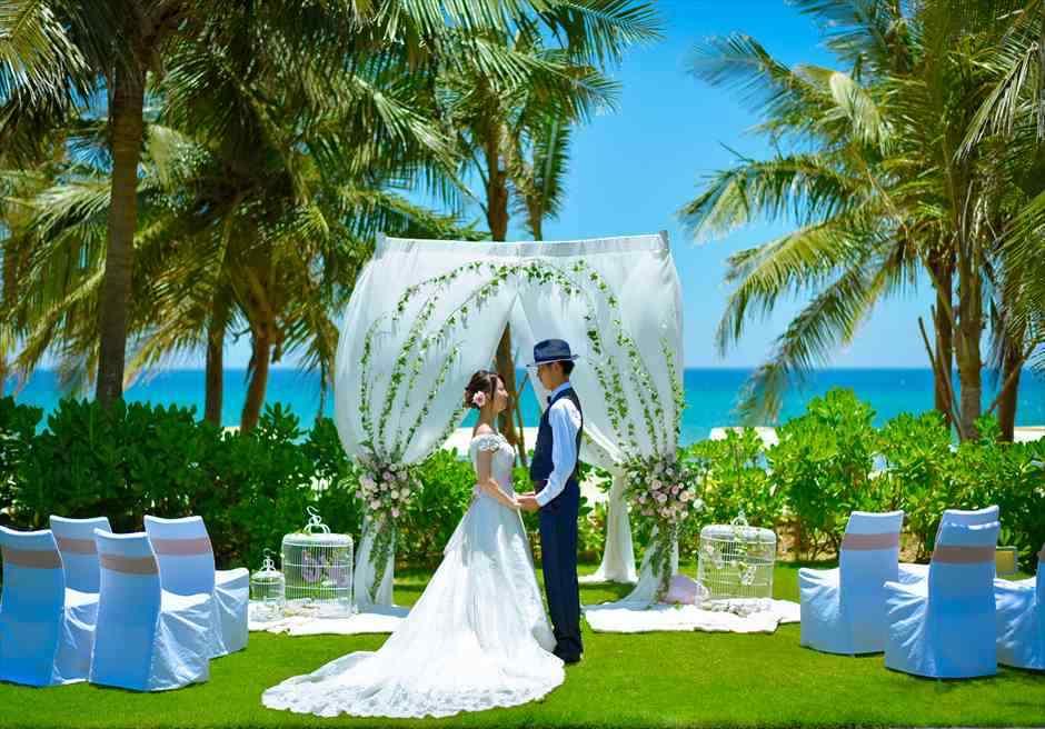 ベトナム挙式 ベトナム結婚式 フュージョン・マイア・ダナン ダナン・フォトウェディング