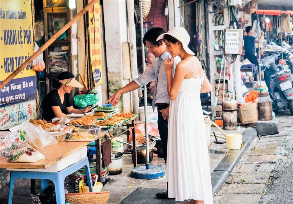 ハノイ・ウェディングフォト ベトナム・フォトウェディング ベトナム・前撮り ハノイ・前撮り