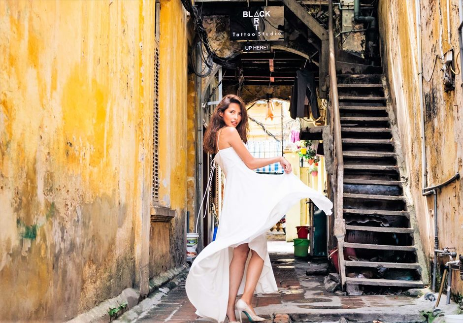 ベトナム結婚式 ハノイ結婚式 ハノイ・ウェディング ハノイフォトウェディング
