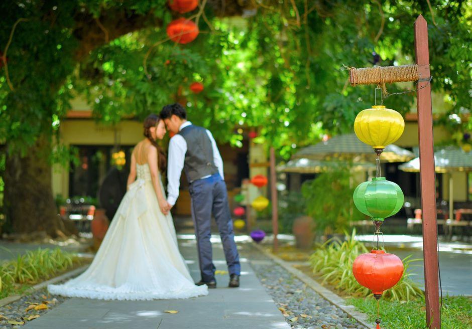 ホイアン・ヒストリック・ホテル ホイアン・フォトウェディング ホイアン前撮り ベトナム・ウェディングフォト
