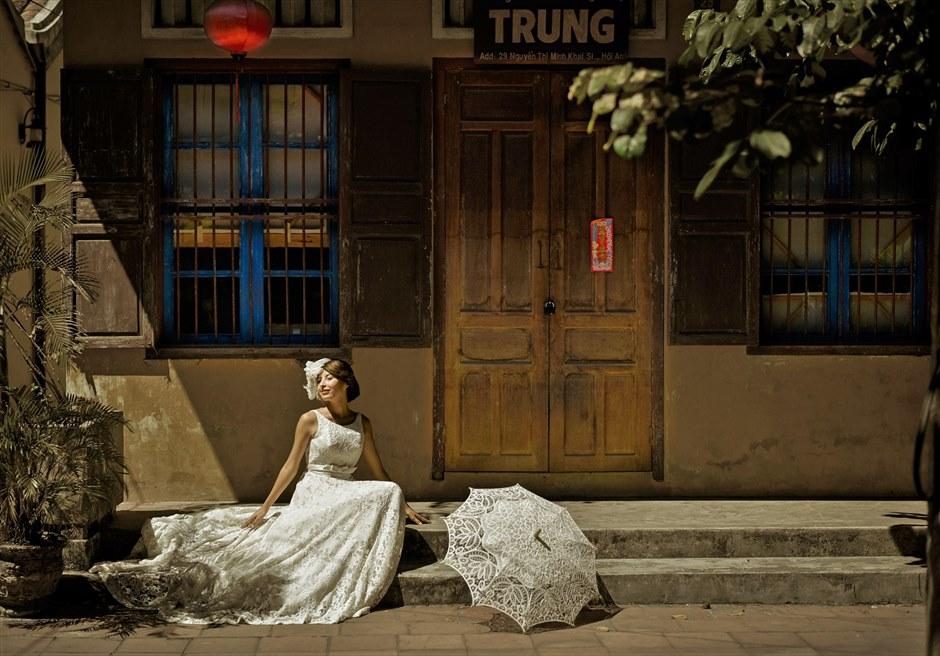 ホイアン旧市街 ホイアン・フォトウェディング ベトナム・フォトウェディング ホイアン・前撮り