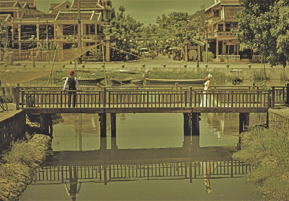 ホイアン旧市街 ホイアン・前撮り ベトナム・フォトウェディング ダナン・フォトウェディング