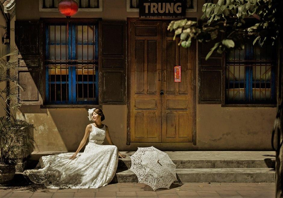 ホイアン旧市街 ホイアン・フォトウェディング ベトナム・ウェディングフォト ベトナム後撮り