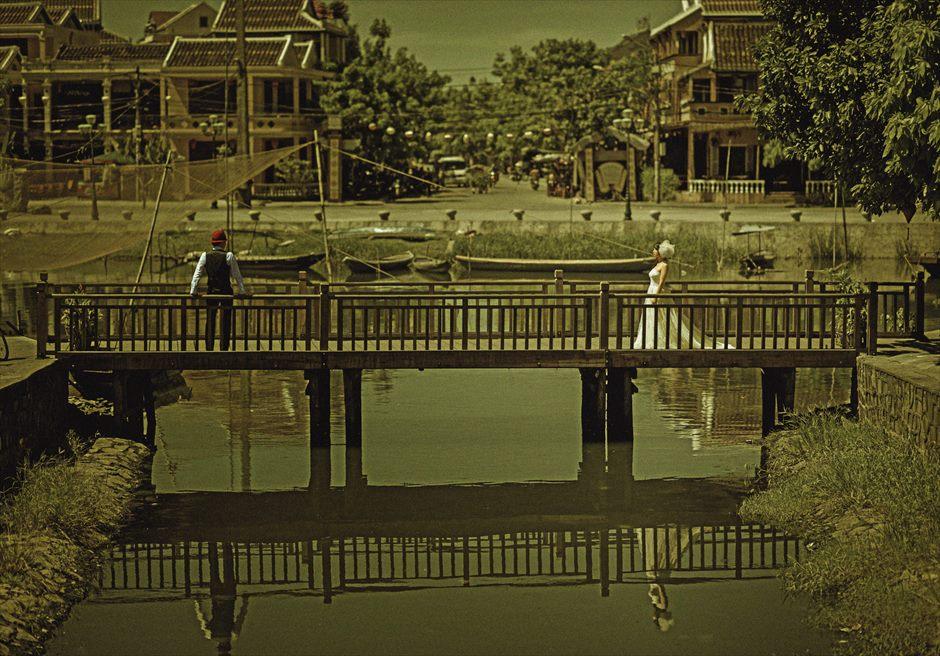 ホイアン旧市街 ホイアン・ウェディングフォト ダナン・フォトウェディング ホイアン・前撮り