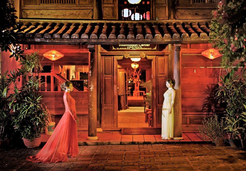 ホイアン旧市街 ホイアン・ウェディングフォト ホイアン・前撮り ダナン・ウェディングフォト ベトナム・フォトウェディング