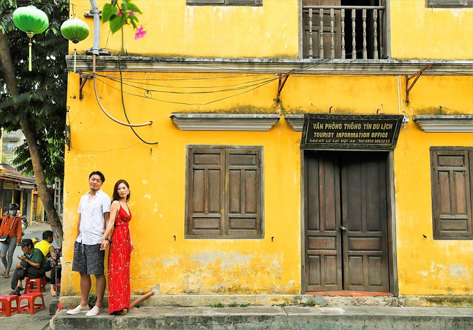 ホイアン旧市街 ホイアン・フォトウェディング ホイアン前撮り ベトナム・フォトウェディング