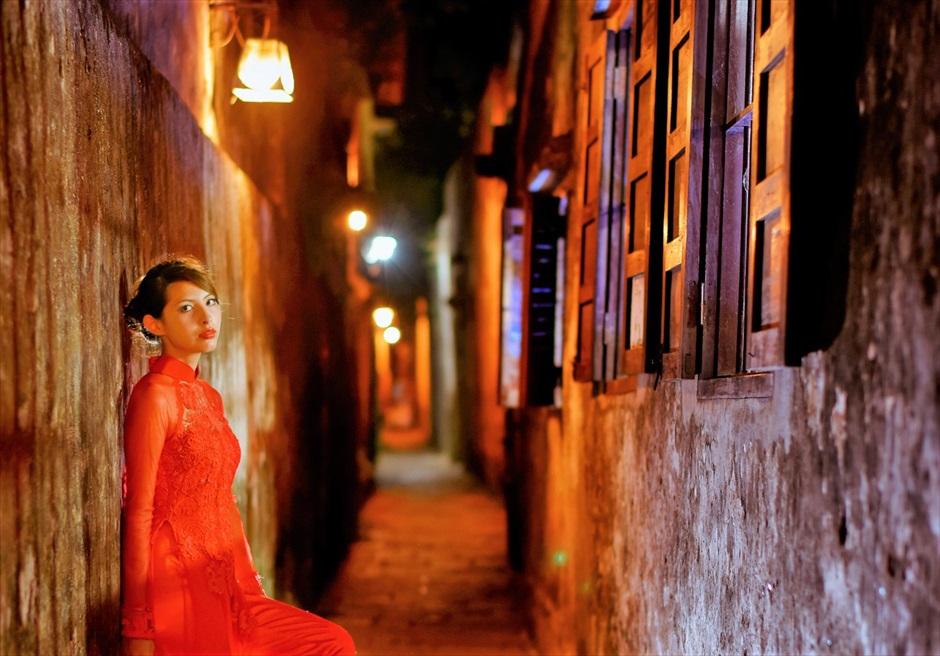 ホイアン旧市街 ホイアン・ウェディング ベトナムフォトウェディング ホイアン前撮り