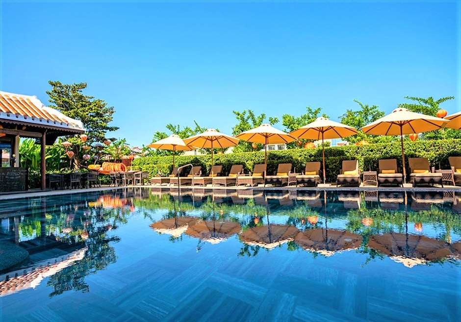 アレグロ・ホイアン・ホテル&スパ ベトナム・フォトウェディング ダナン・前撮り ホイアン・ウェディングフォト