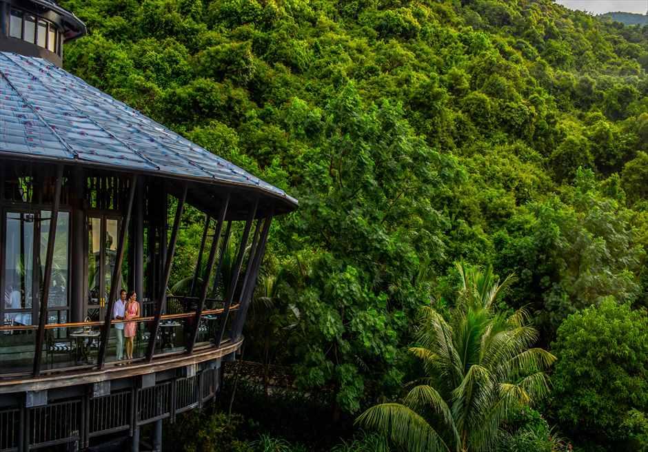 ベトナム・フォトウェディング ダナン・ウェディングフォト ベトナム前撮り インターコンチネンタル・ダナン・サン・ペニンシュラ・リゾート